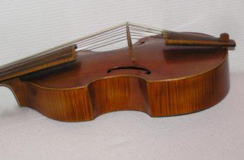Viola da gamba - deskant - Langhammer - corpus