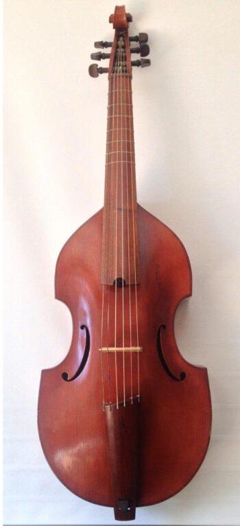 viola da gamba - tenor