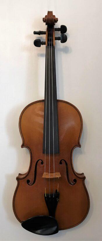 violin Mark Neukirchen 1920